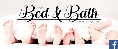 Check out the Bed and Bath Boutique!